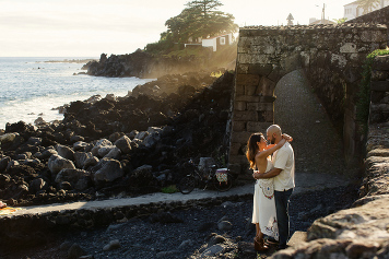 Azores destination wedding