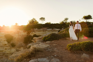 Carvoeiro Algarve Portugal wedding