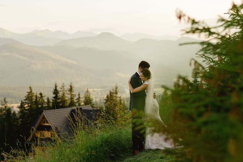 wedding photography Zakopane