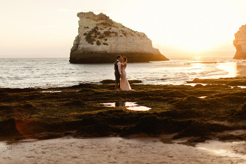 elopement Algarve