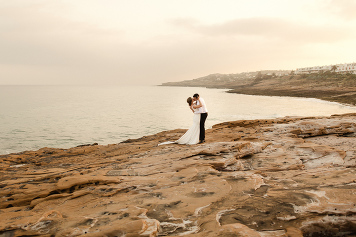 west coast Algarve wedding